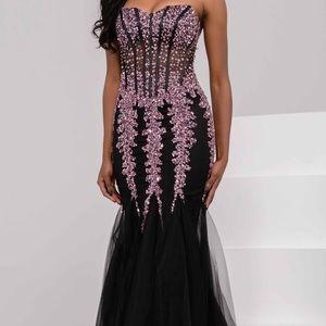 Jovani Corset Prom Dress